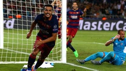 Proud Barcelona coach Luis Enrique searches for answers after — UEFA Super Cup