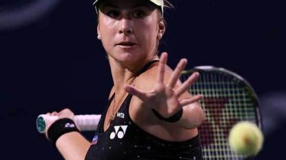 Teen ends Serena Williams' streak