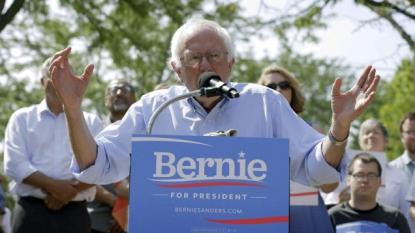 Bernie Sanders Endorsed by Deez Nuts