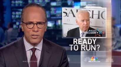 Biden presidential watch in overdrive