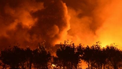 17 killed, hundreds injured, as huge explosion rocks Chinese city