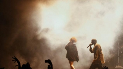Kanye West Replaces Frank Ocean At FYF Fest This Weekend