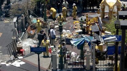 British woman among Bangkok bomb attack dead