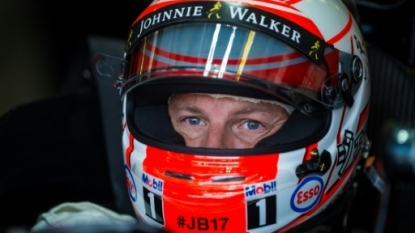 Jenson Button: Burglary ordeal 'behind us now'
