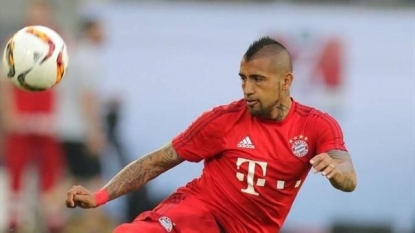 Late goal helps Bayern