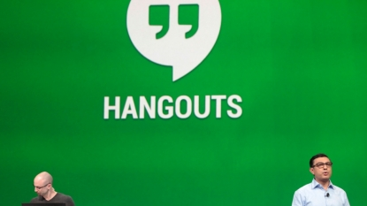 Google Hangouts gets its own website