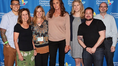 Caitlyn Jenner meets Chaz Bono in new I Am Cait clip