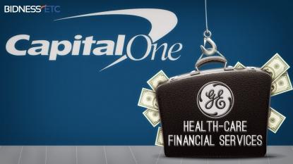 Capital One Acquires $8.5 Billion GE Healthcare Unit