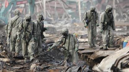 Chemical plant blast kills 1, injures 9 in E China