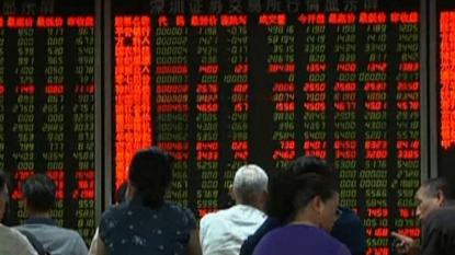 Chinese and Hong Kong shares crawl up after mauling this week