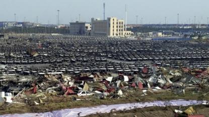 Contamination fears and destruction spark