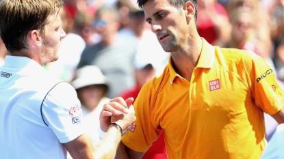 Murray sets up Federer tie