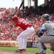 Dodgers finish sweep of Reds with 1-0 win