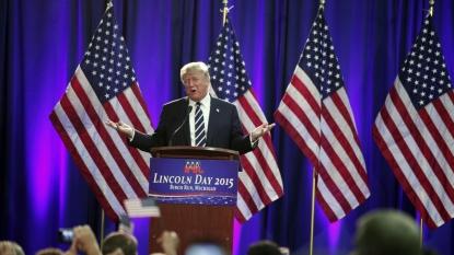 Race Tightening, But Trump Still Leads GOP Field In NH