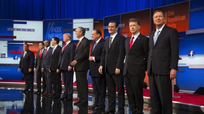 Donald Trump dominates US Republican debate
