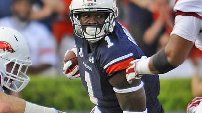 Duke Williams returns to Auburn practice