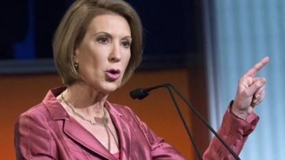 Fiorina looks to capitalize on debate performance