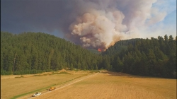 Stouts Fire Grows To 15000 Acres, Evacuations Ordered