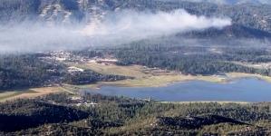 Summit fire burns 75 acres near Big Bear Lake