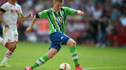 Man Utd Look To Hijack Man City's Move For Kevin De Bruyne