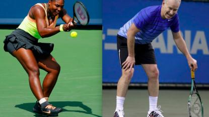 John McEnroe: I could beat Serena Williams