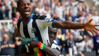 Team News: Mbemba and Coloccini start at the back for Newcastle