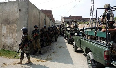 Govt launches ground operation in North Waziristan: ISPR
