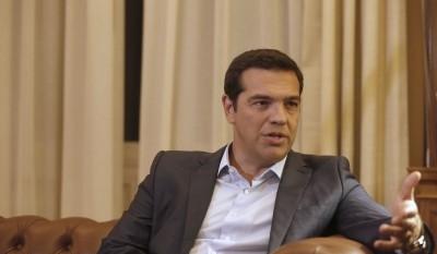 Greece PM Alexis Tsipras announces resignation, calls snap polls