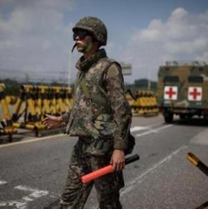 High-level talks between South Korea and North Korea adjourned, set to resume