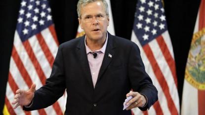 Hillary Clinton rips Jeb Bush at Urban League candidate forum