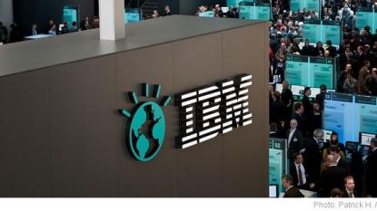 IBM earnings: Share price slumps 4pc as revenue falls for thirteenth