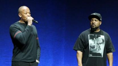 Ice Cube: Write your own lyrics!
