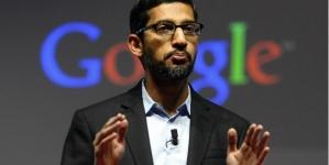 India Born Sundar Pichai Named New CEO at Re-Organised Google