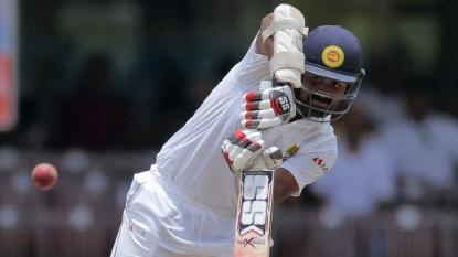 India 319-6 in second Sri Lanka Test