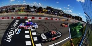 Joey Logano rides fuel strategy to victory at Watkins Glen