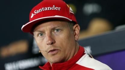 Kimi Raikkonen Re-Signs With Ferrari For 2016