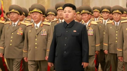 Koreas hold high-level talks
