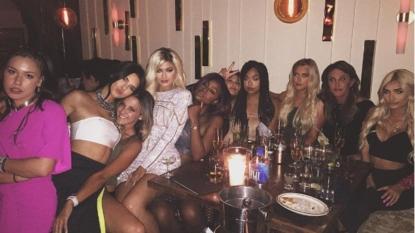 Kylie Jenner gets Ferrari for 18th birthday from boyfriend Tyga