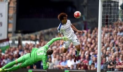 Leicester beats West Ham 2-1 in Premier League