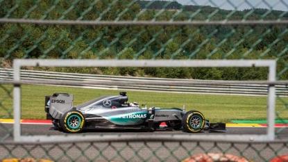 Hamilton wins Belgian Grand Prix