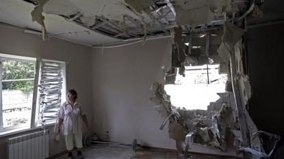 Crimea: Putin blames Kyiv for Ukraine violence, warns Tatars not to expect