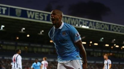 Man City thrash West Brom to open season