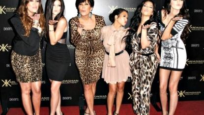 Angry TV host refuses to present Kardashians story
