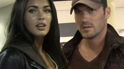 Megan Fox has filed for divorce from Brian Austin Green