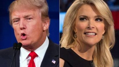 Megyn Kelly Defends Donald Trump… Line of Questioning