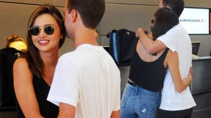 Miranda Kerr introduces beau to parents