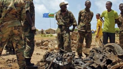 More than a dozen killed in two auto  bomb attacks in Somalia