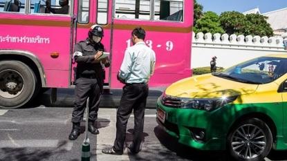 Bangkok Bombing: Police Hunt For Suspect