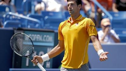 Novak Djokovic sees off Stanislas Wawrinka in Cincinnati Open quarter
