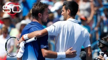 Novak Djokovic vs Alexandr Dolgopolov, Cincinnati Masters 2015 semi-final
